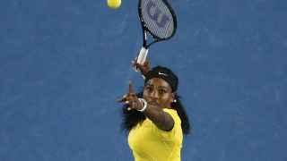 Serena Williams es la absoluta dominadora del tenis mundial.
