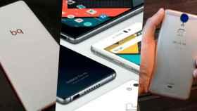 Los mejores móviles españoles presentados en el MWC