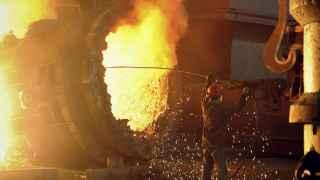 El sector del acero no es rentable en Europa.
