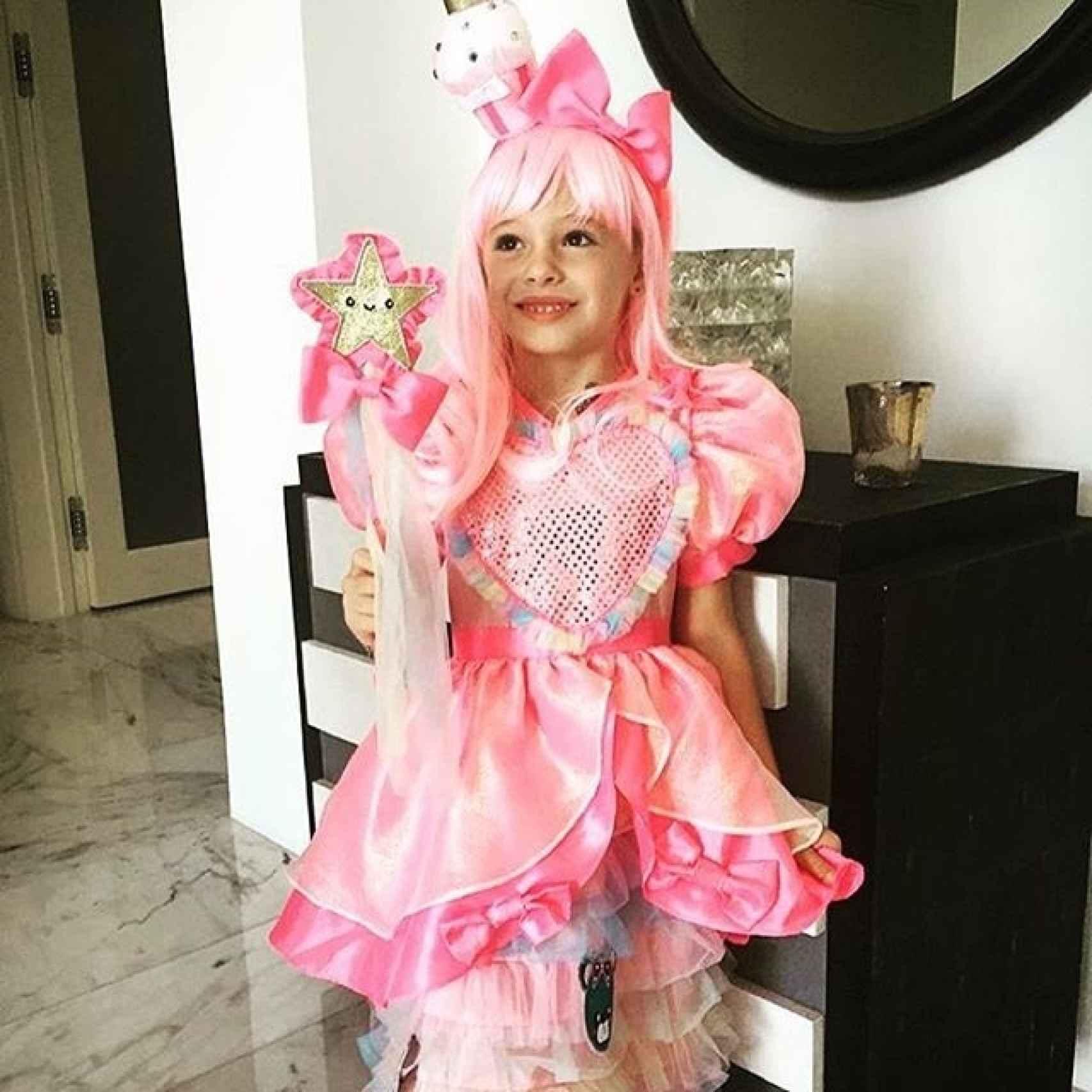 Stella Stefani, la hija de Gwen Stefani, igual de cantosa que su madre