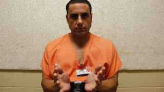 Pablo Ibar, en el corredor de la muerte de Florida.
