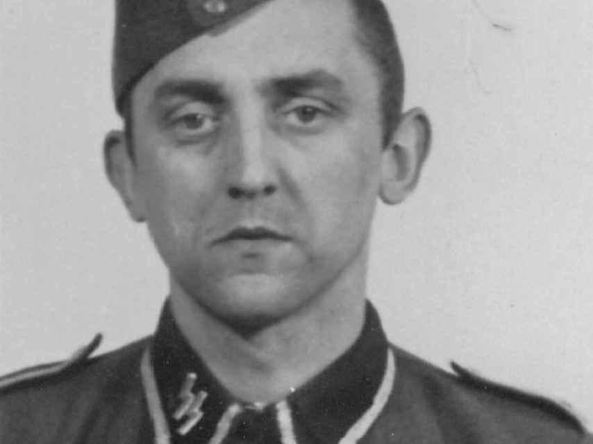 Hubert Z. trabajó en Auschwitz desde 1943 hasta 1945.
