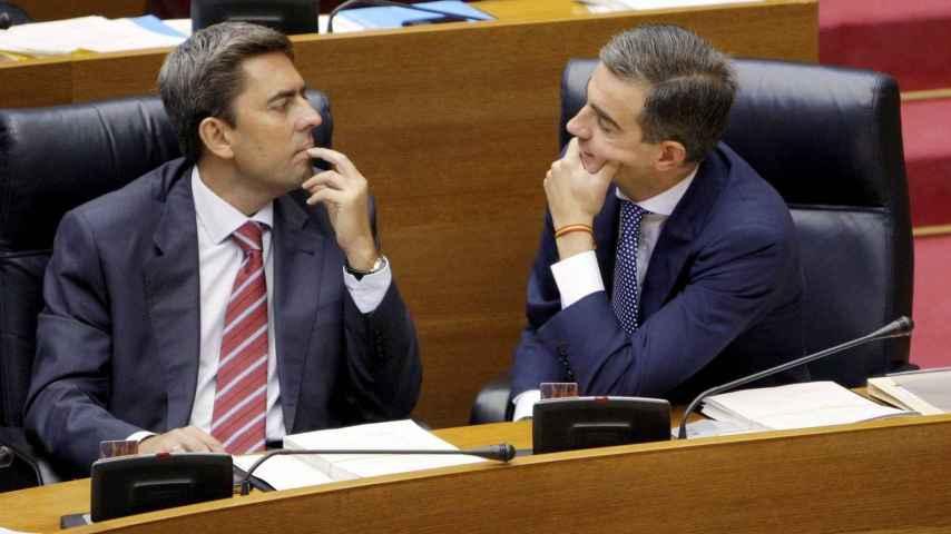 Ricardo Costa y Vicente Rambla, a juicio por la financiació ilegal del PP de Valencia