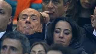 Silvio Berlusconi, dueño del mayor grupo de medios en España.