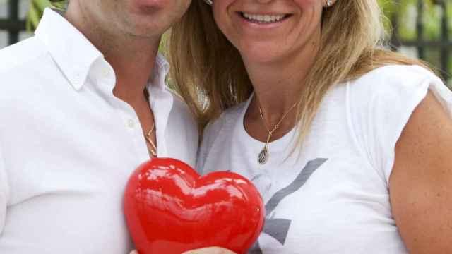 La ex tenista se casó con Josep Santacana en 2008 a pesar de la resistencia de su familia