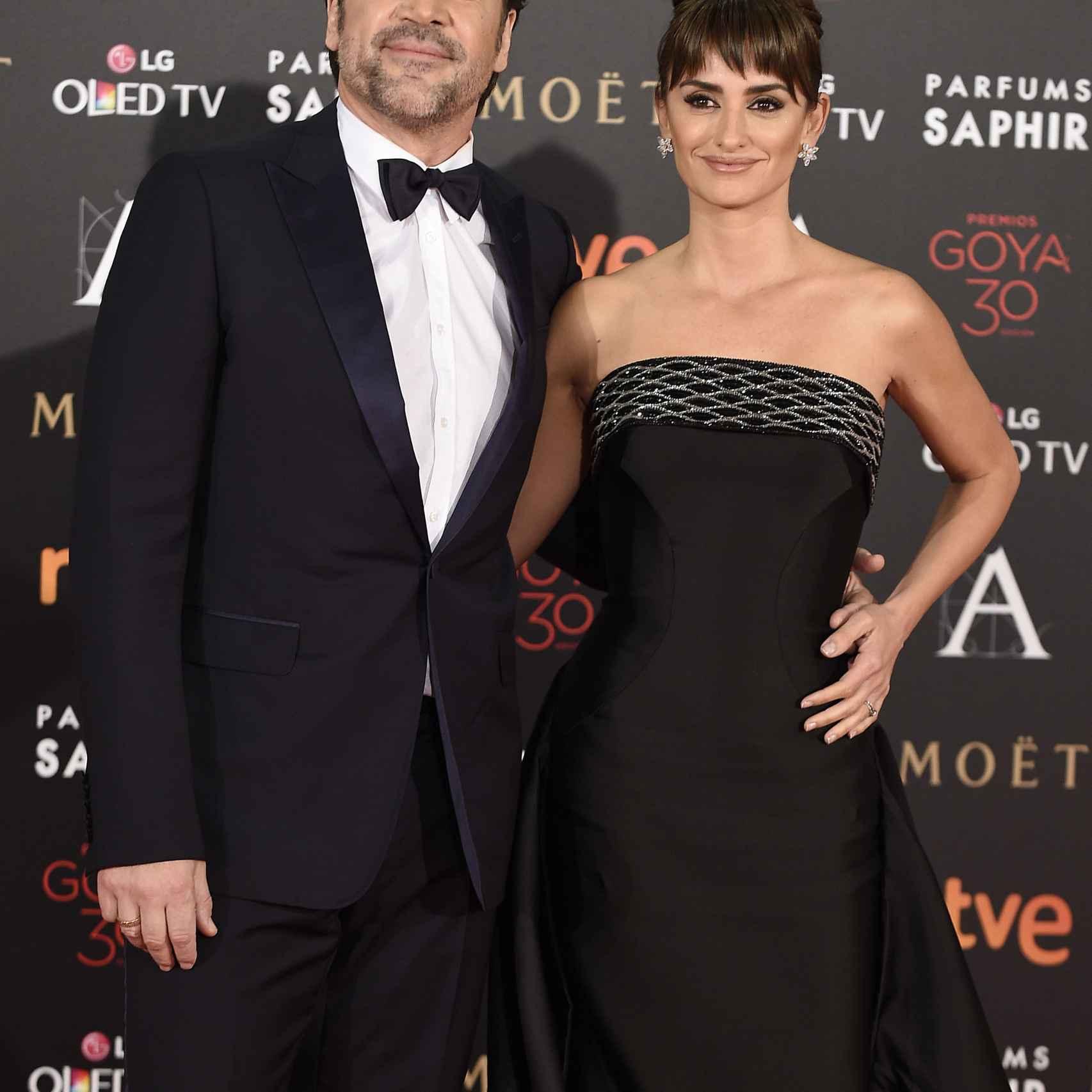 El matrimonio Bardem y Penelopé tiene Oscar