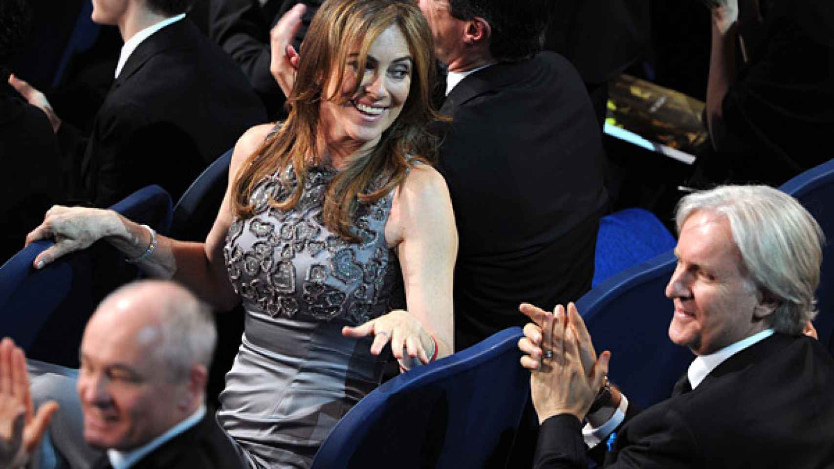 Kathryn Bigelow le arrebató el Oscar a su ex James Cameron