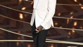 Chris Rock en el monólogo inicial de la gala de los Oscar