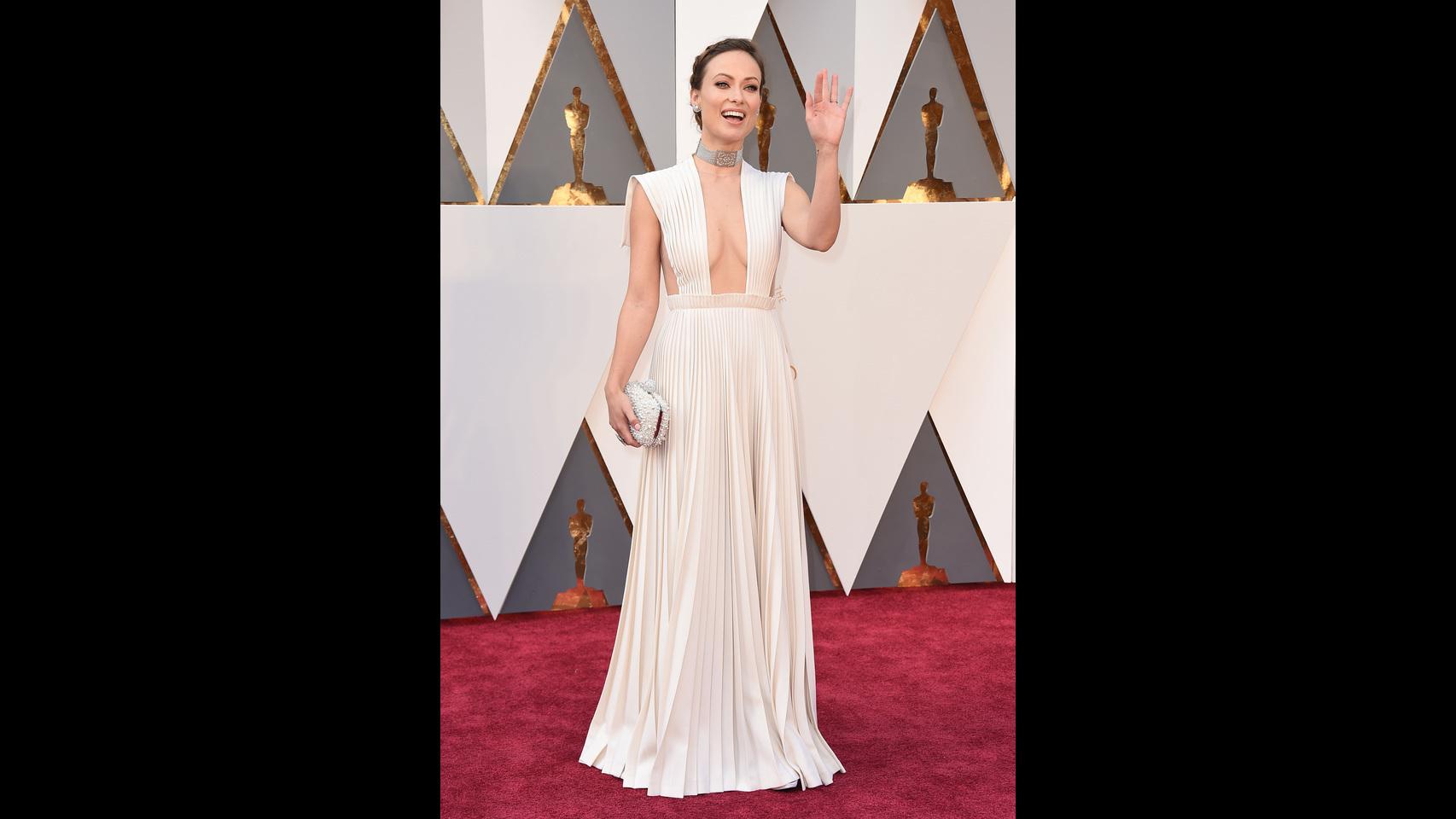 Las peor vestidas de los Oscar