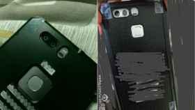 El Huawei P9 se deja ver en nuevas imágenes filtradas