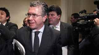El ex secretario general del PP de Madrid, Francisco Granados