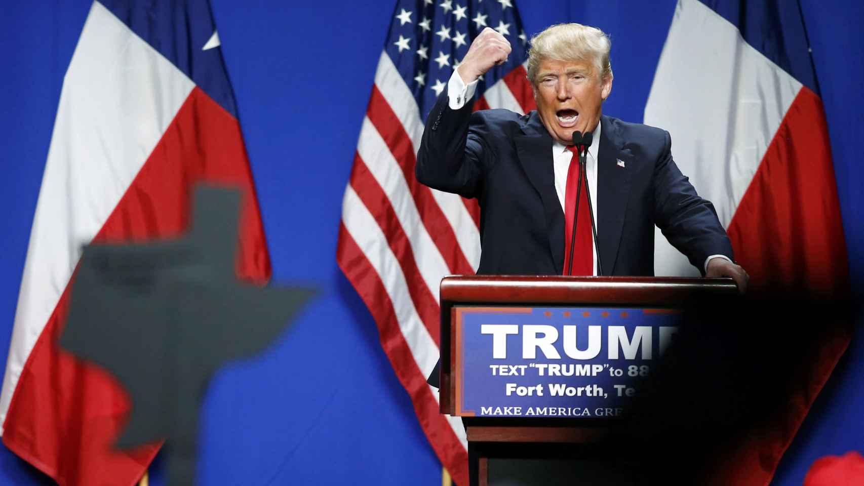 Las encuestas sitúan a Trump y Clinton como ganadores del Supermartes.