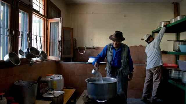 El exprisionero político tibetano Ringchen Samdhup