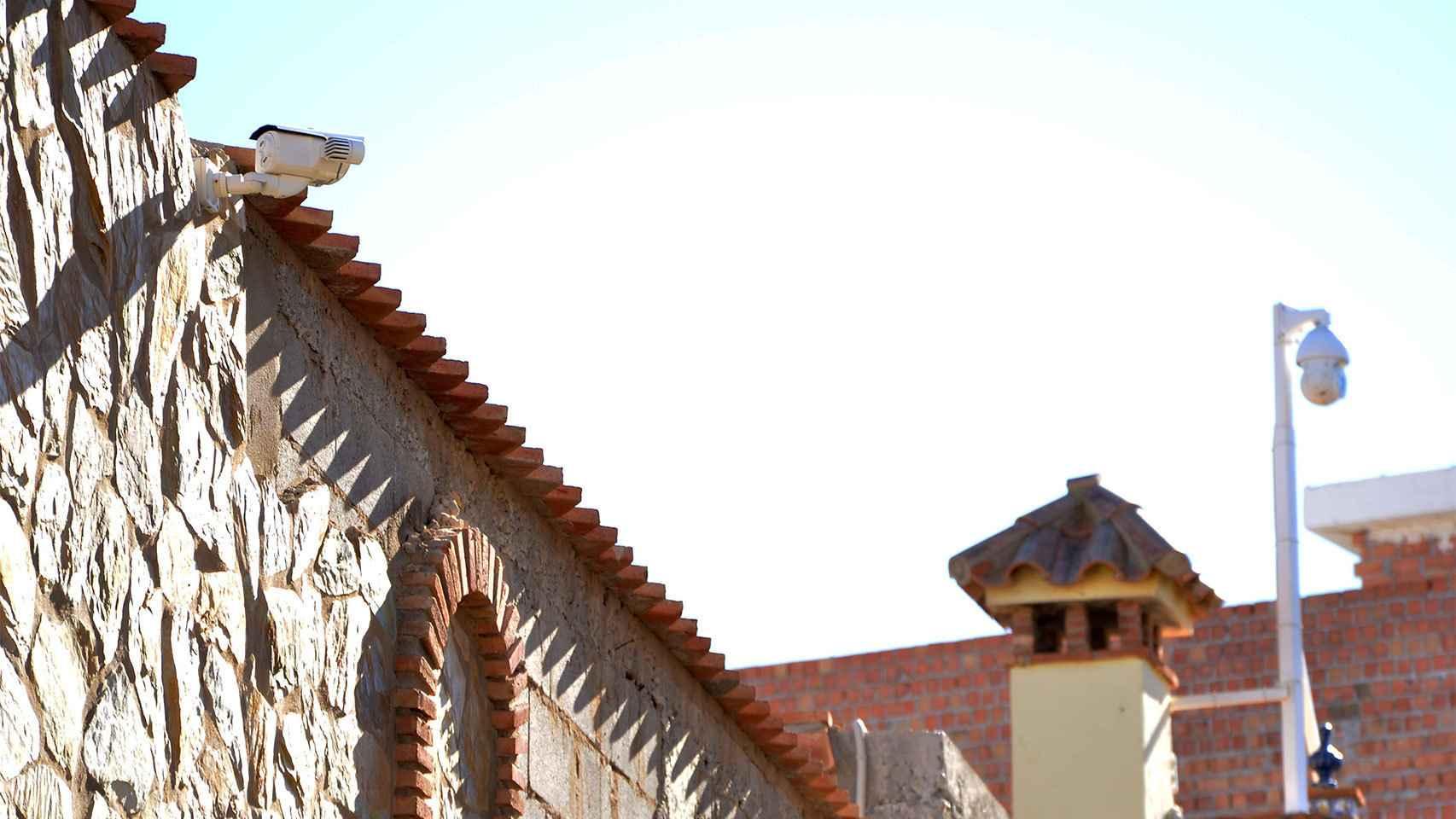 Mezquita en el barrio de El Príncipe.