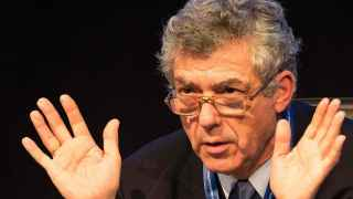 Villar, presidente provisional de la FIFA.