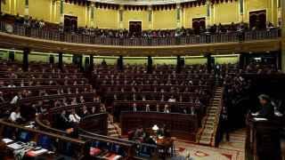 Congreso de los Diputados/J. J. Guillén/EFE