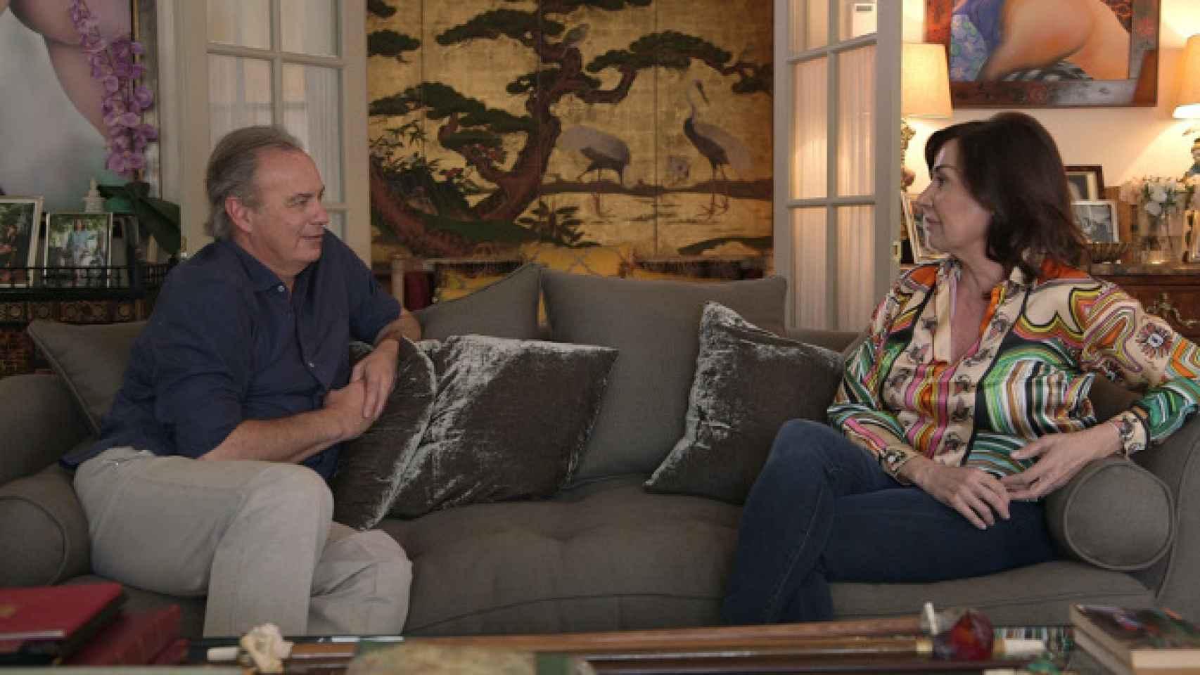 Bertín Osborne entrevista a Carmen Martínez-Bordiú