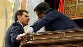Debate de investidura: Rivera pide rehacer el proyecto común español