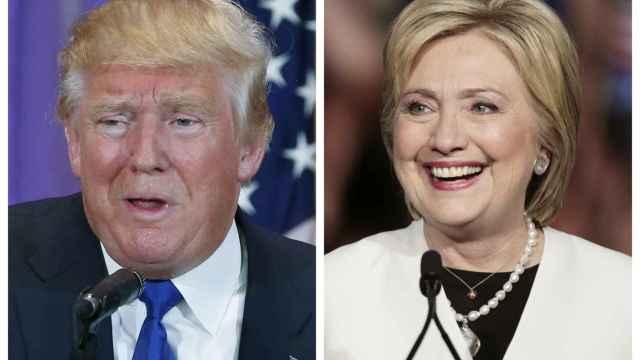 El Supermartes ha situado a Trump y Clinton como favoritos.