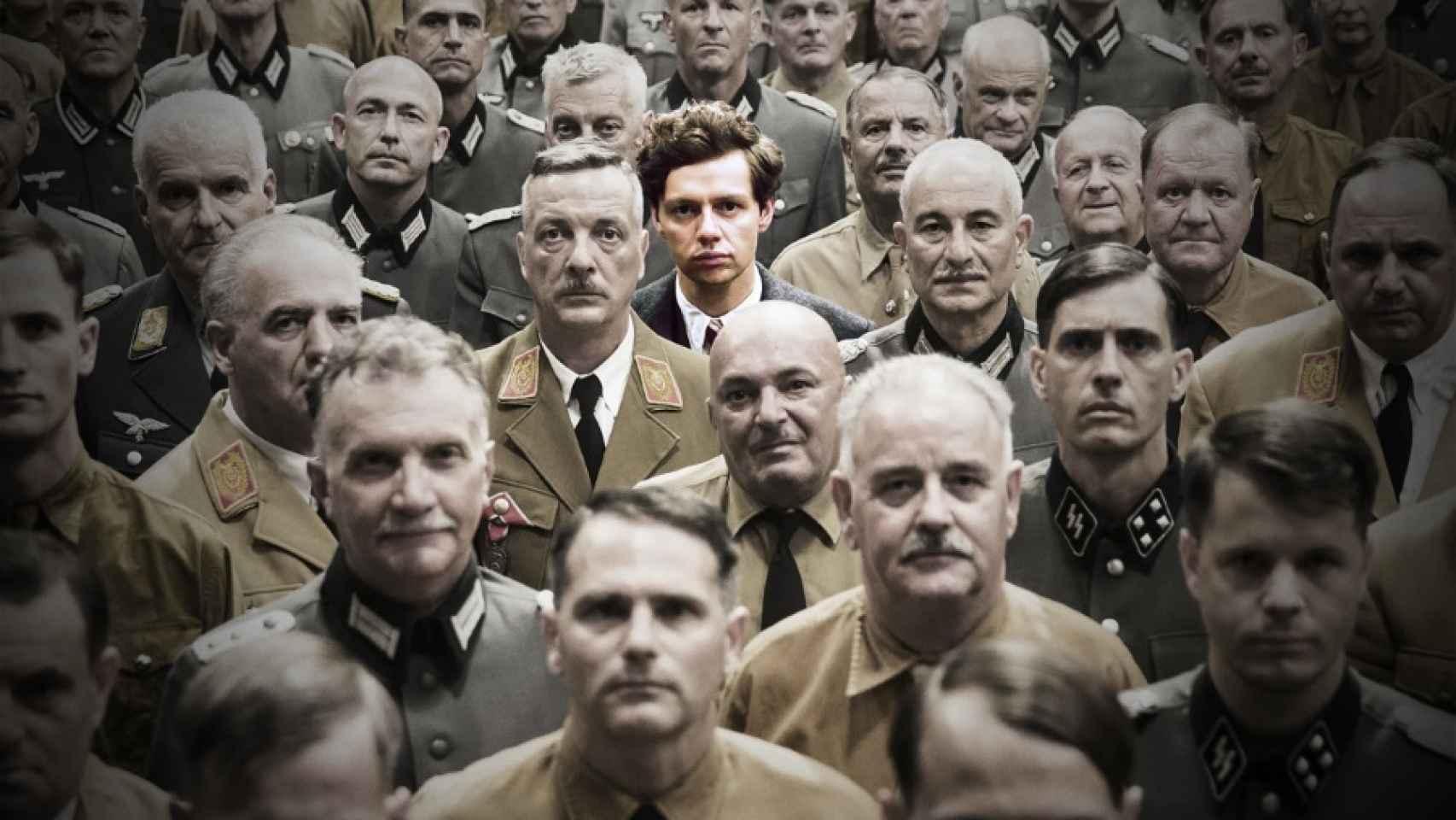La película recrea la historia de Georg Elser.