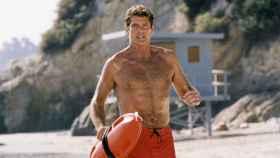 David Hasselhofff se une a la adaptación cinematográfica de 'Los vigilantes de la playa'