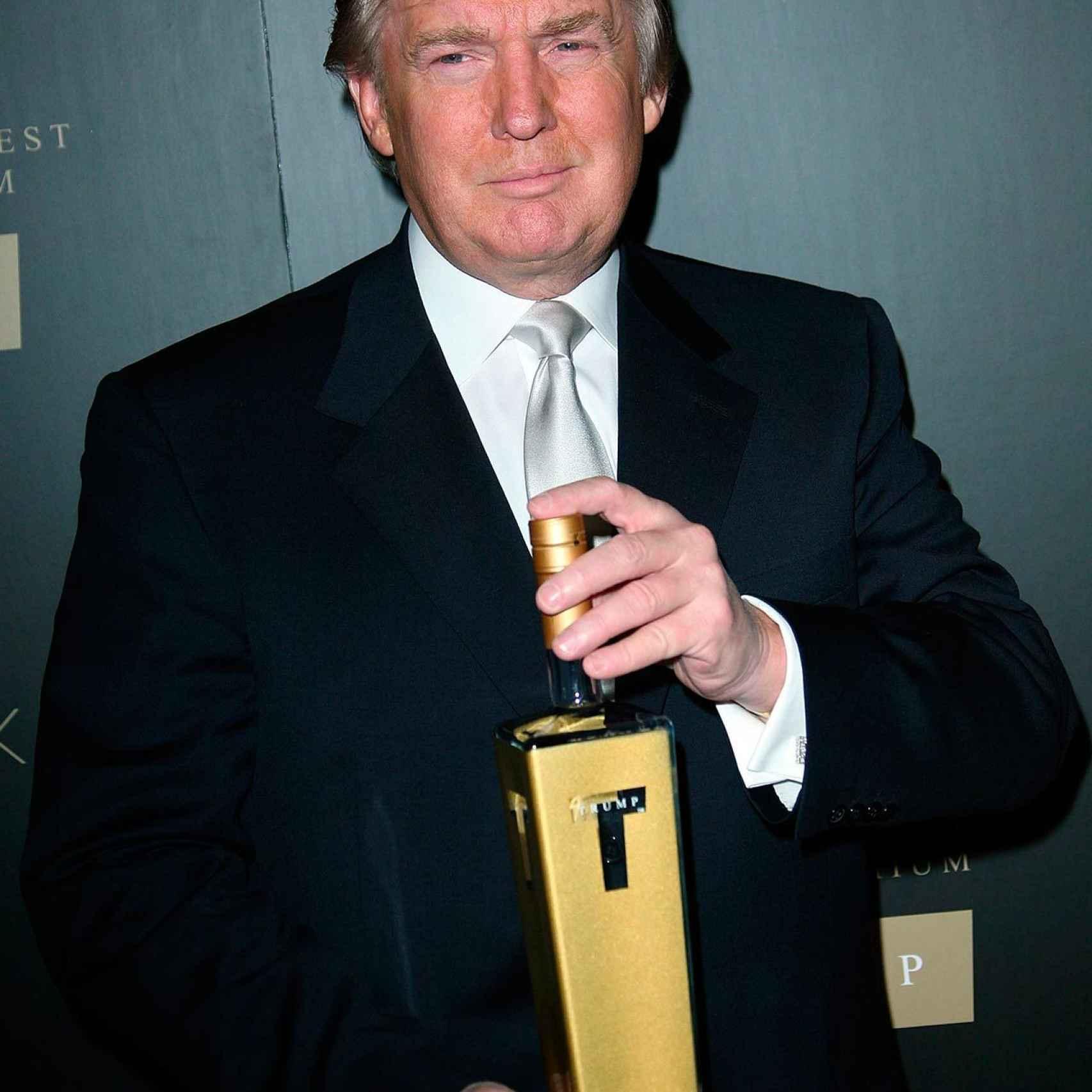 Trump Vodka fue la apuesta fallida del magnate en el mundo del alcohol.