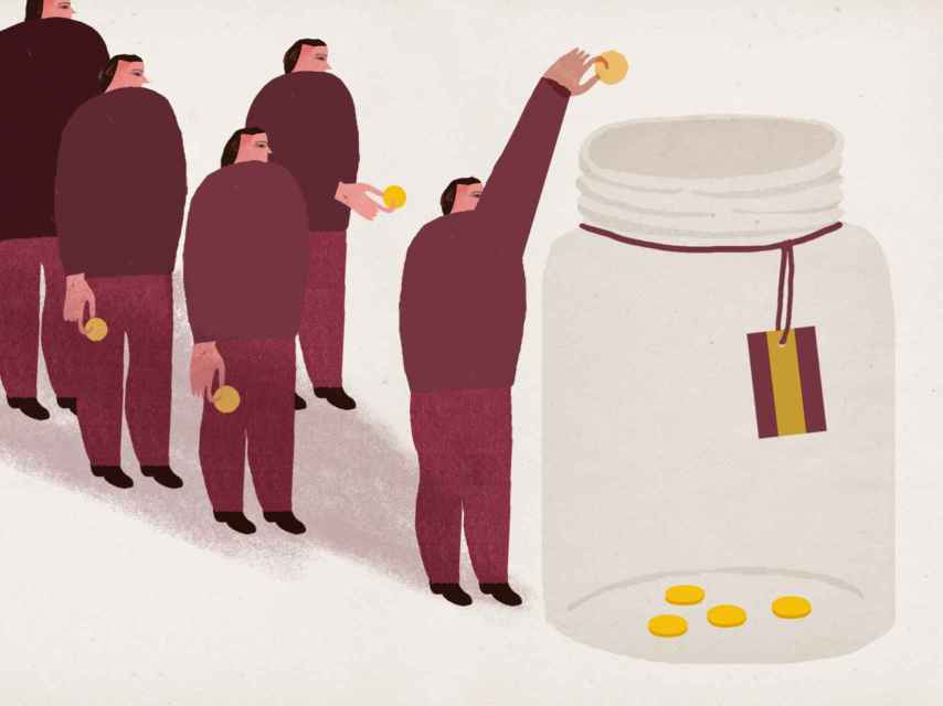 Son los ingresos, idiota, los ingresos
