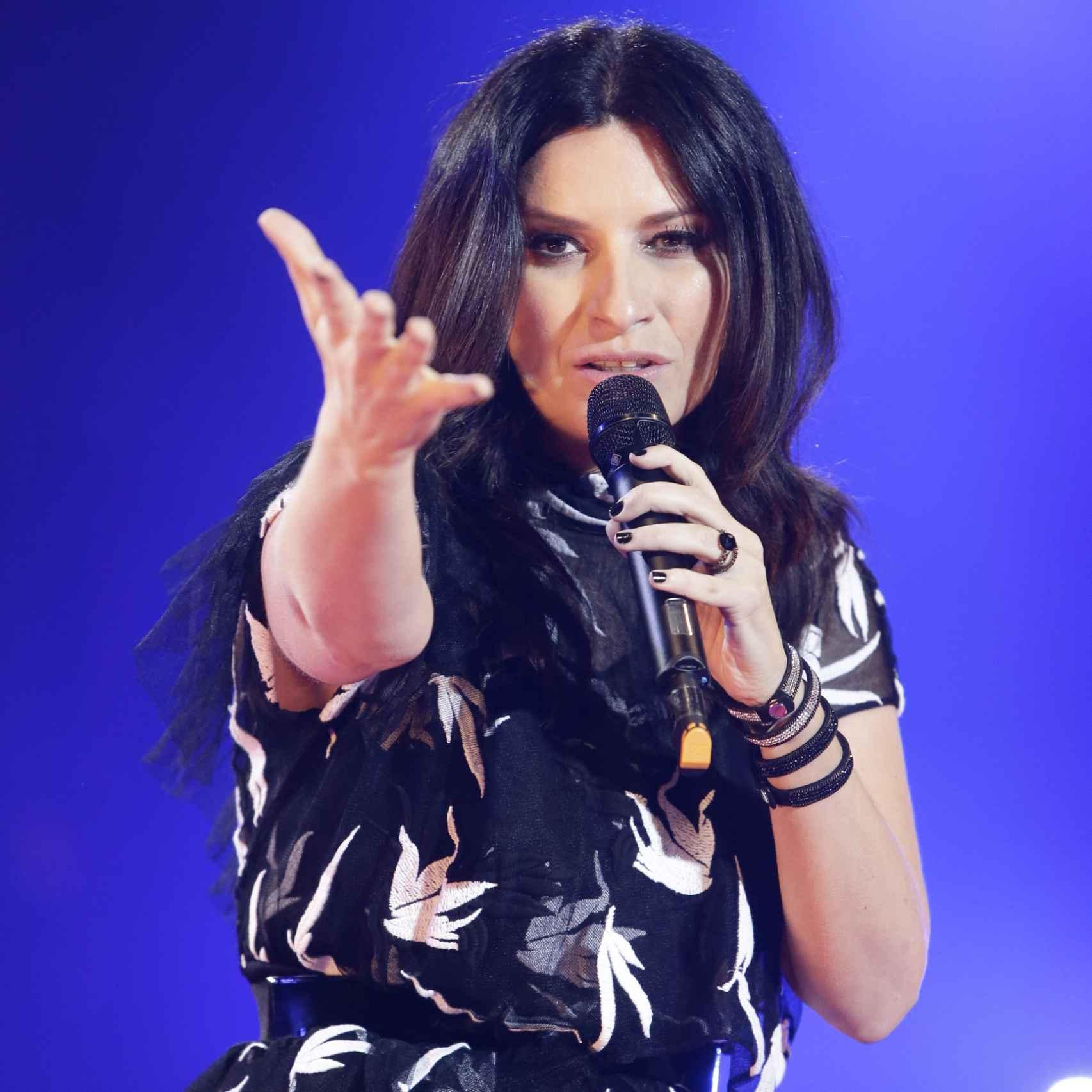 Pausini ha confesado que nunca había soñado con ser una cantante famosa