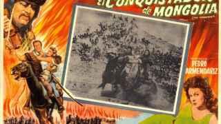 Cartel español de la película.