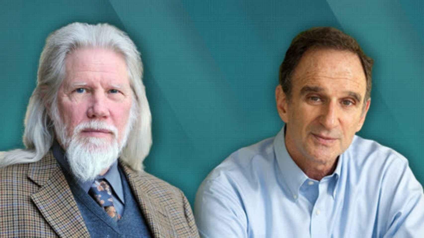 Whitfield Diffie y Martin E. Hellman