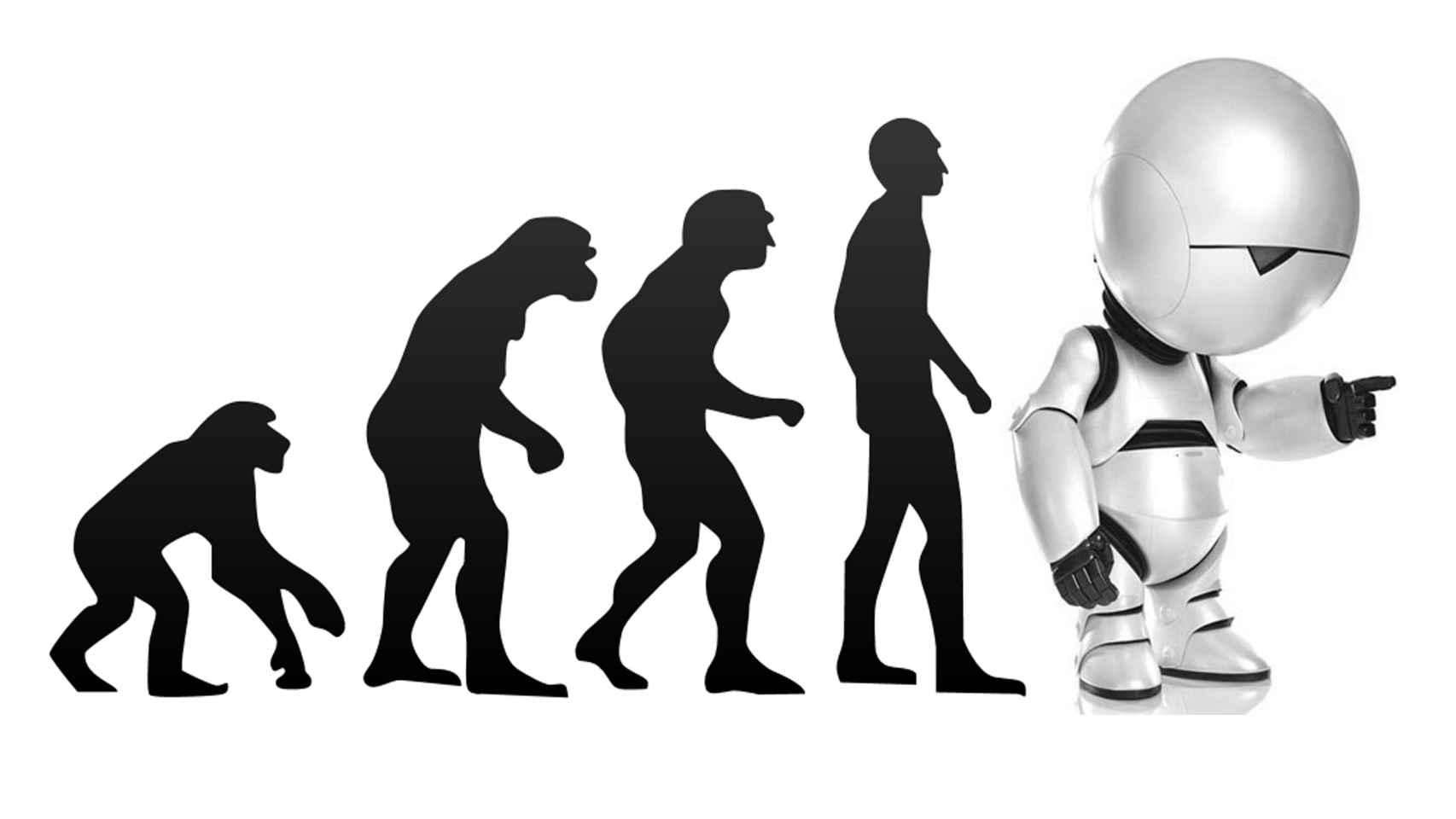 Somos naturalmente empáticos con los robots.