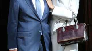 Rupert Murdoch y Jerry Hall ya son marido y mujer