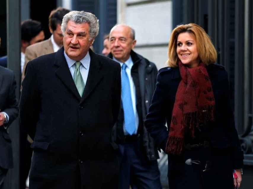 Jesús Posada es el diputado que más dinero tiene en el Ibex: unos 278.000 euros.