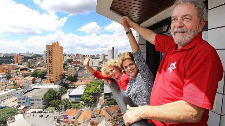 El 'caso Lula' deja a Rousseff en más apuros en medio de la polarización