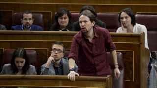 Pablo Iglesias dice no a Sánchez como presidente.