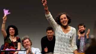 Nagua Alba, la nueva secretaria general de Podemos País Vasco.