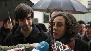 Nagua Alba, ganadora de las primarias de Podemos en el País Vasco.
