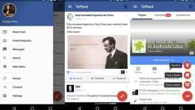 Toffeed, otra app ultraligera para Facebook mejor que la oficial