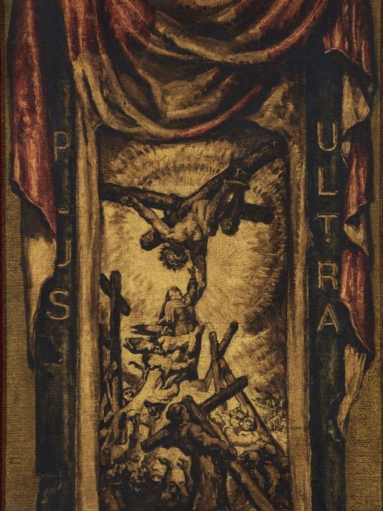 La obra comprada por el Museo Reina Sofía.