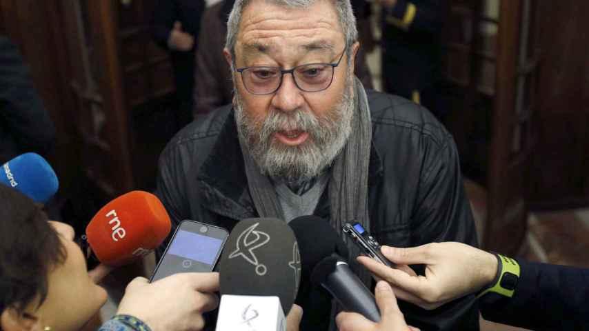 Méndez ha liderado la UGT desde 1994.