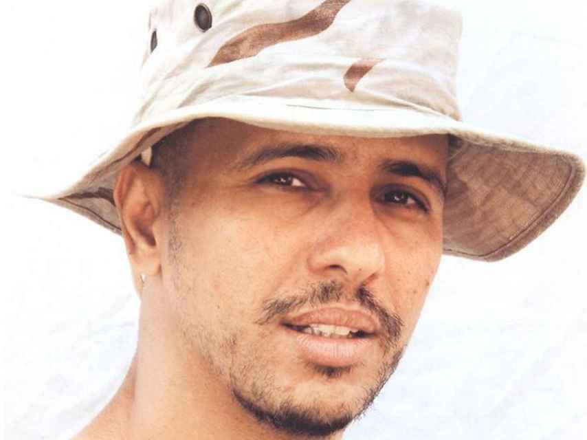 Imagen de Mohammedou Ould Salahi, preso de Guantánamo y autor del libro