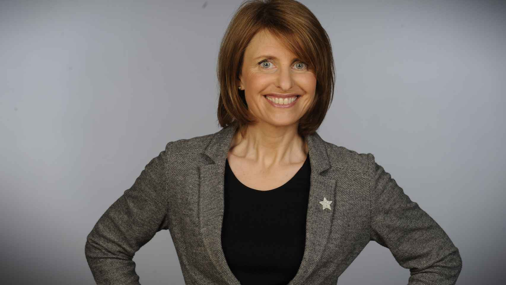 Valérie Poinsot, en una imagen corporativa.