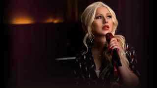 Christina Aguilera en la aplicación MasterClass