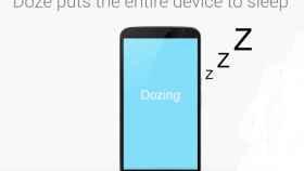 Doze en Android N funcionará siempre que la pantalla esté apagada