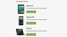 ¿Quieres instalar el último Android? Prueba ya Android beta Program en tu Nexus