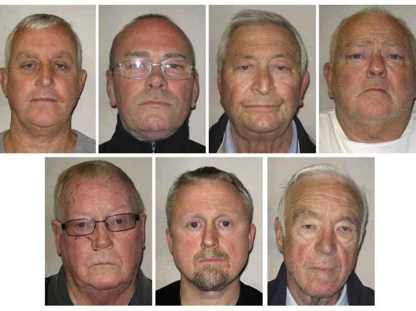 Esta banda de  jubilados y desempleados robó joyas y oro por valor de 18,14 millones de euros.