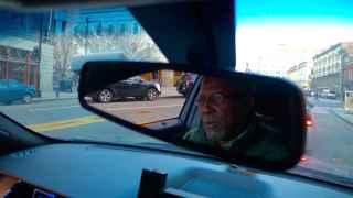 Taxista cantante.