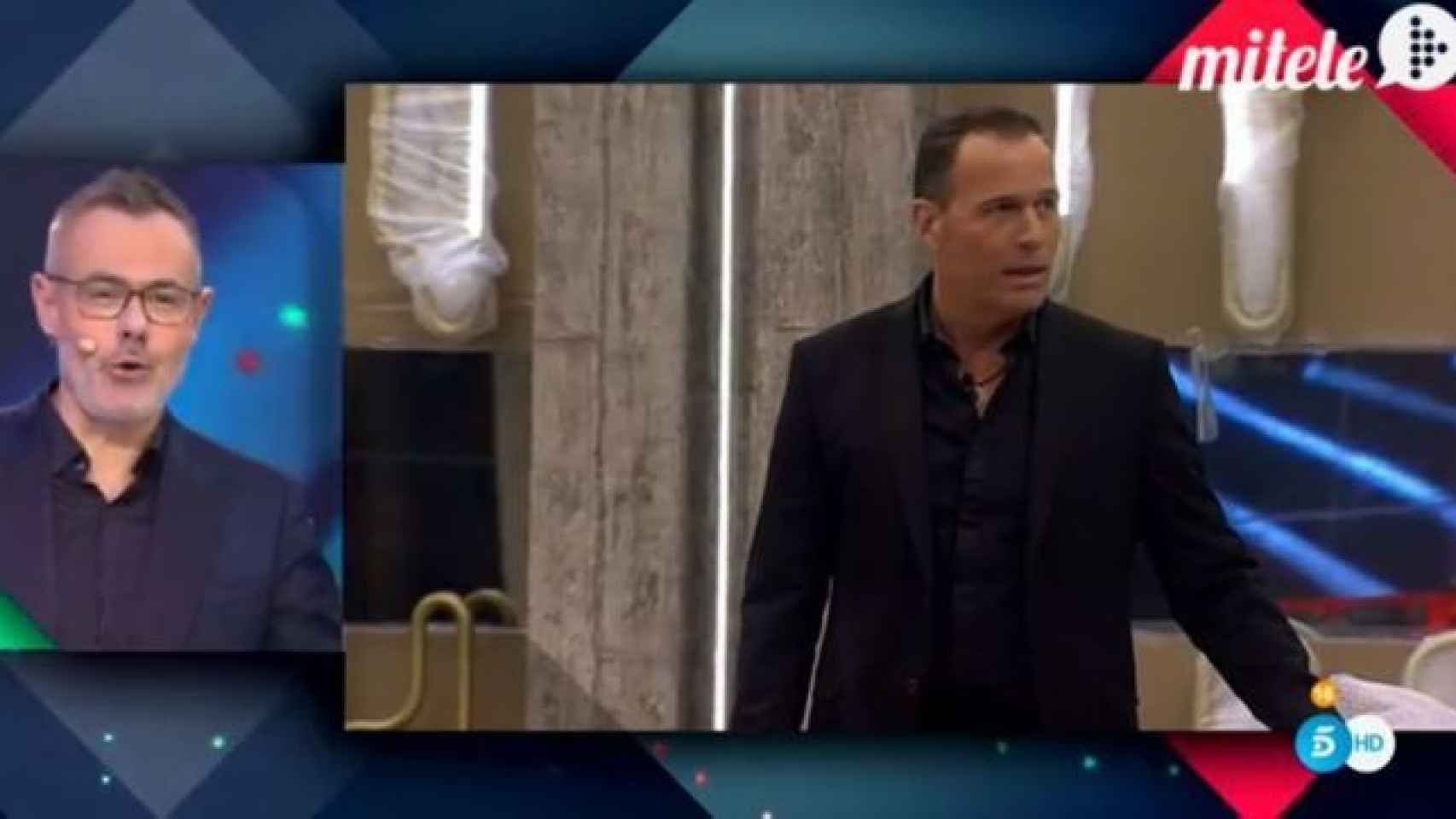 Carlos Lozano está feliz con su regreso a la televisión nacional