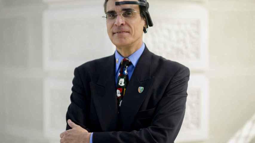 José Luis Cordeiro, en Madrid.