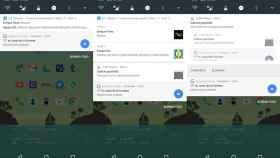 Todas las novedades en notificaciones y ajustes rápidos de Android N